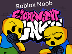 Roblox Noob Trace (Friday Night Funkin' Style)