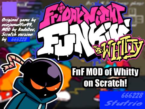 FnF Mod – Friday Night Funkin' vs Whitty