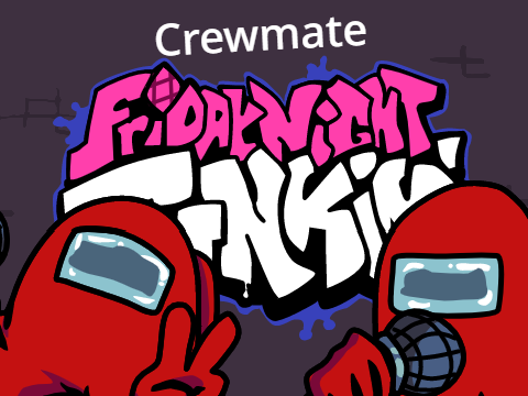 Crewmate Trace (Friday Night Funkin' Style)
