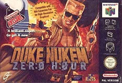 Play Duke Nukem – Zero Hour N64
