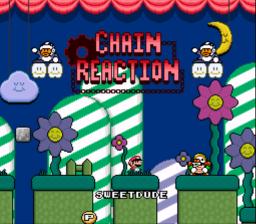 Chain Reaction – Super Mario World