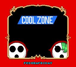 Cool Zone – Super Mario World