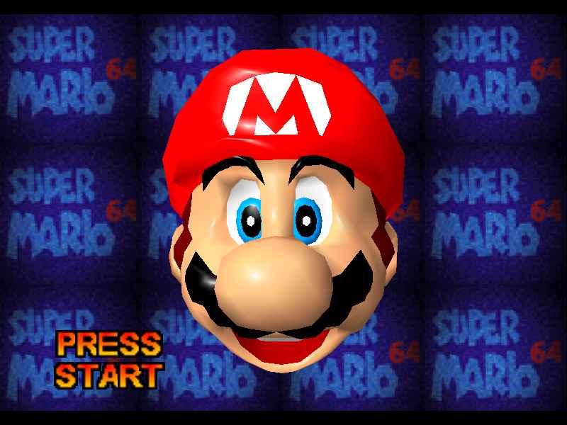 Super Mario 64 – Project 95X