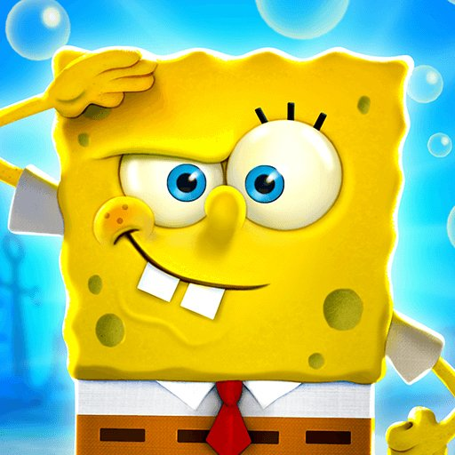 Play Funny Spongebob Parkour Racer 3D