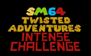 Play SM64 – Twisted Adventures: Intense Challenge
