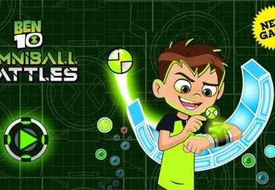 Play Ben 10 Omniball Battles