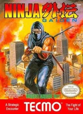 Ninja Gaiden – NES