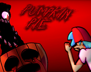 "Friday Night Funkin ""Pumkin Pie"" custom song (KADE ENGINE)"