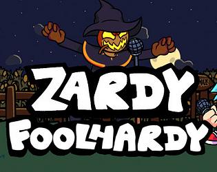 Play Friday Night Funkin VS. ZARDY full week optimized (KADE ENGINE)