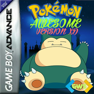 Pokemon Awesome Version XD (GBA)