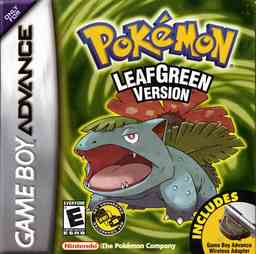 Pokemon Leaf Green ( LeafGreen )