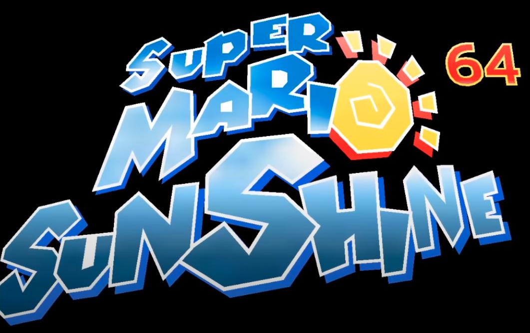 Play Super Mario Sunshine in Super Mario 64