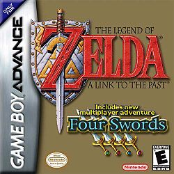 Legend Of Zelda, The – A Link To The Past Four Swords