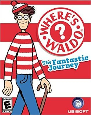 Where's Waldo? The Fantastic Journey – NDS