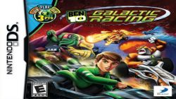 Play Ben 10 – Galactic Racing – NDS