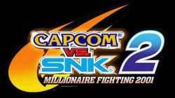Capcom Vs. SNK 2 Millionaire Fighting 2001 (Rev A) (GDL-0007A)