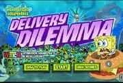 SpongeBob SquarePants: Delivery Dilemma