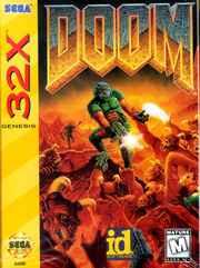 DOOM (Sega 32X)
