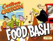 Cartoon Cartoon Food Bash