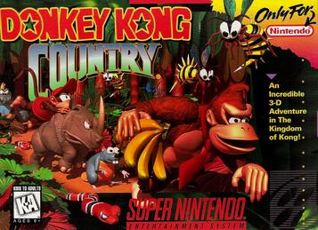 Donkey Kong Country (V1.2)