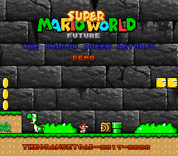 SMW: Future The Shadow Queen Returns