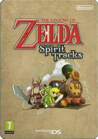 Play Legend of Zelda – Spirit Tracks (EU)