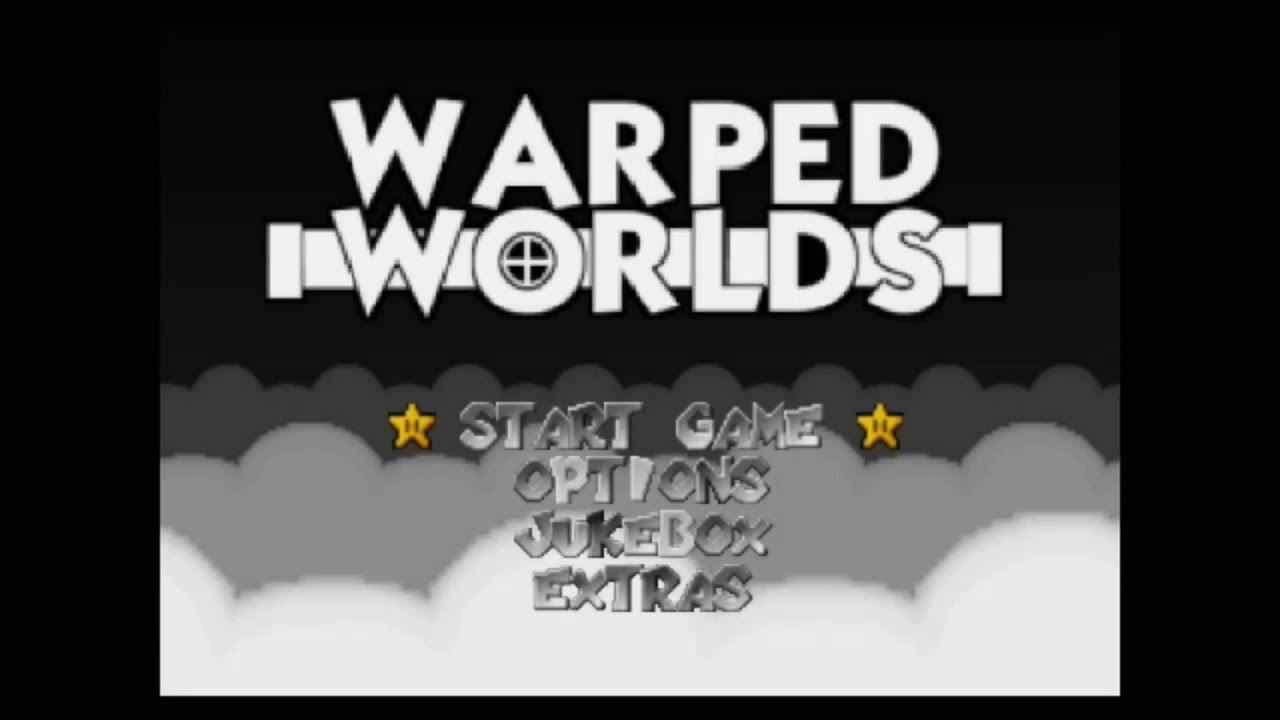 Play SM64 – Warped Worlds