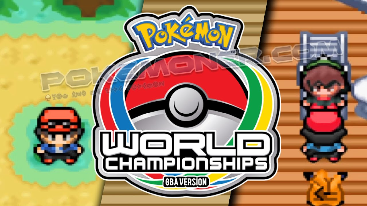 Pokemon World Championships (GBA)