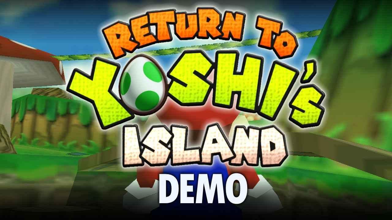 Play Return to Yoshi's Island 64