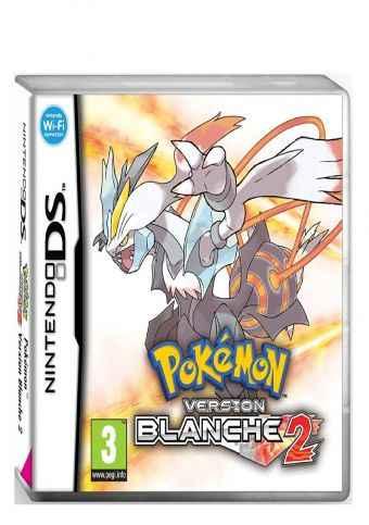 Play Pokemon Version Blanche 2