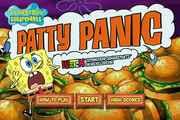SpongeBob: Patty Panic