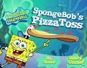 SpongeBob: Pizza Toss