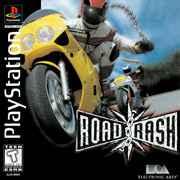 Road Rash (USA) – PS1