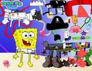 Play SpongeBob Squarepants Dress-Up