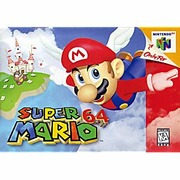 Super Mario 64 (USA) (Virtual Console)