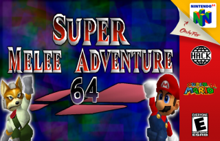 Super Melee Adventure 64 – FOX