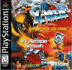 X-Men: Children Of The Atom – PS1