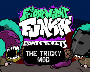 Friday Night Funkin' Tricky Beatstreets Remix for chromebooks