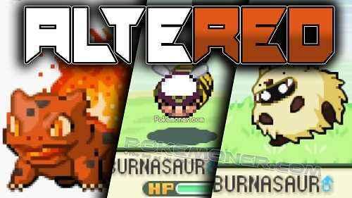 Pokemon Altered – GBA