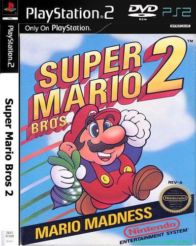 Super Mario Bros 2 – Playstation 2 – Ps2 –