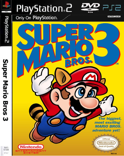 Super Mario Bros 3 – Playstation 2 – Ps2 –