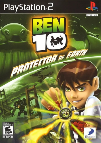 Ben 10 Protector Of Earth Play 2