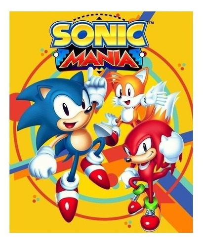 Sonic the Hedgehog Sonic Mania Standard Edition Digital