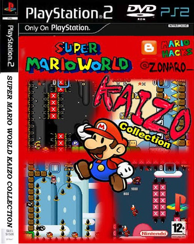 Super Mario Kaizo Collections – Playstation 2