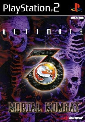 Ultimate Mortal Kombat 3 Ps2