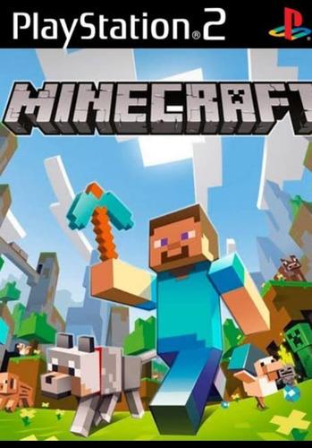 Minecraft Playstation 2 – PS2