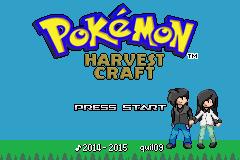 Pokemon HarvestCraft – GBA
