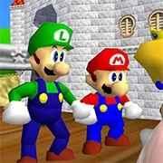 Play Super Mario 64 Breaking The Barrier – Luigi