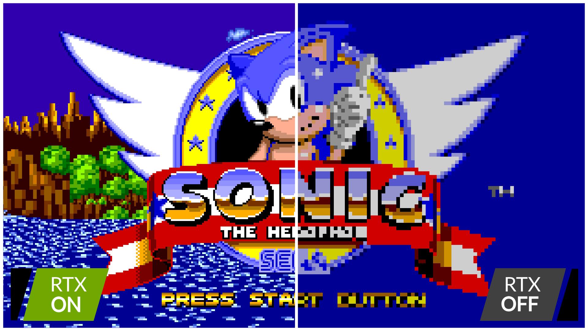 Sonic 1 Blastless