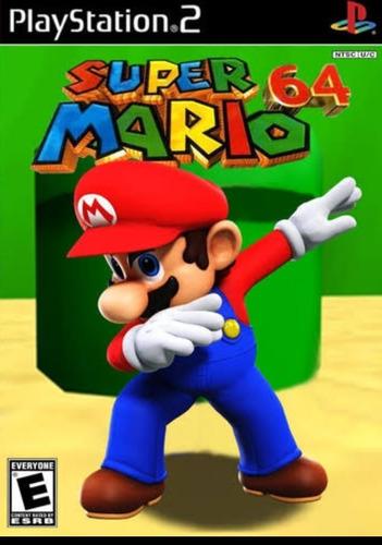 Super Mario Nintendo 64 – Playstation 2